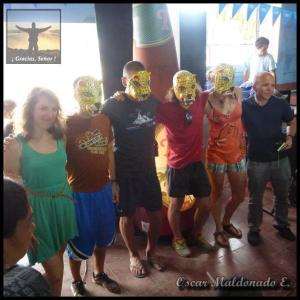 "FYA 100K Podium Finishers, RDs, & our ""cat"" mask awards!"