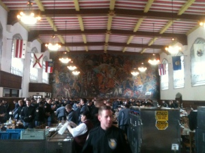 mess hall wp