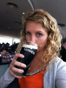 A Pint of Guinness please