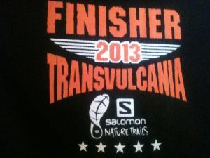 "Proud to be a TVU finisher, even though I was a wounded ""animal"""