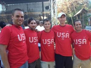 Team USA guys!